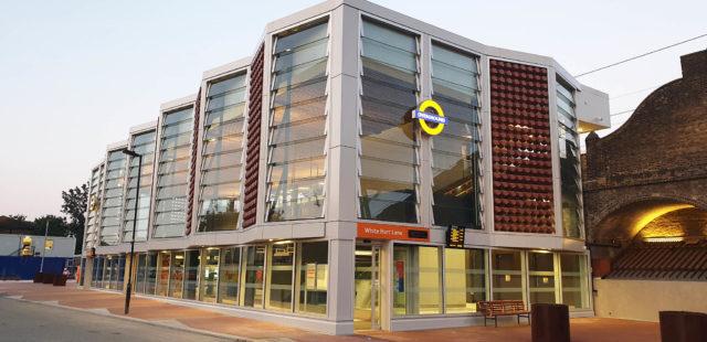 White Hart Lane Overground Station